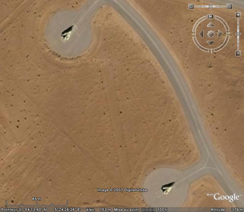 Topic des bases de l'armée de l'air/US air force etc... - Page 38 Ouargl15