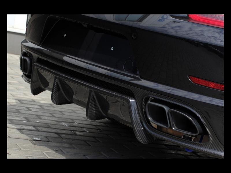 Porsche 991 Turbo Stinger GTR Black 2015-t12
