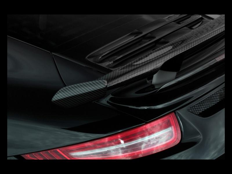 Porsche 991 Turbo Stinger GTR Black 2015-t18