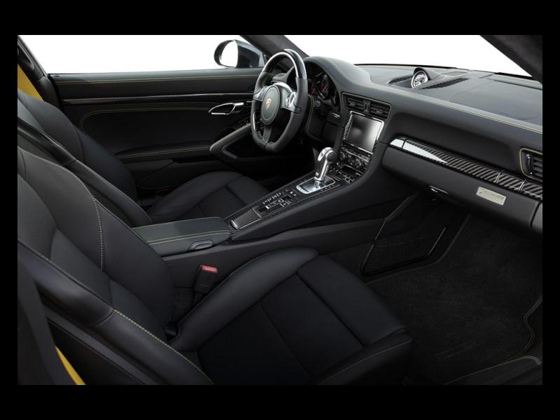 Porsche 991 Turbo Stinger GTR Black 2015-t19