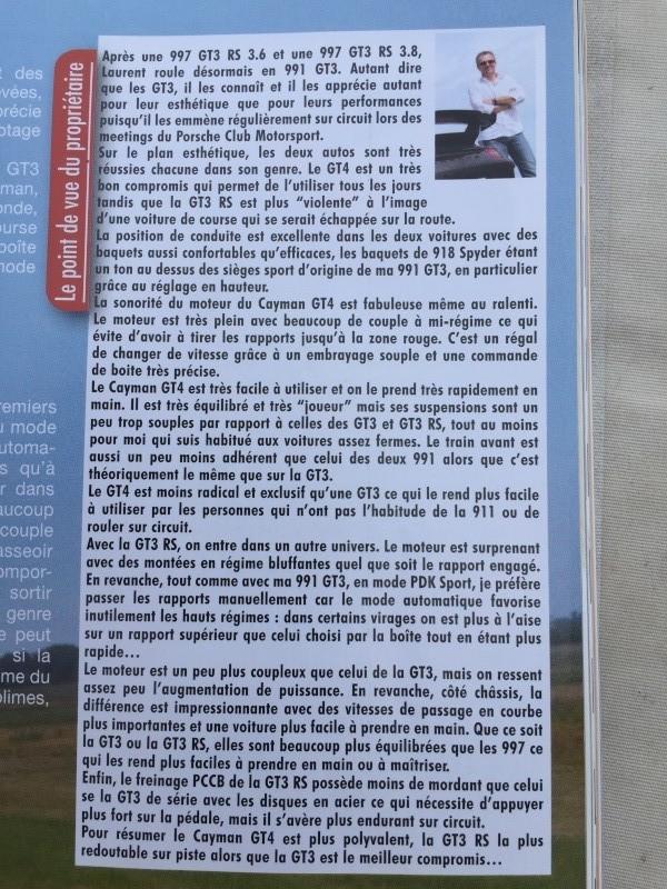 lolo911gt3 devient incontournable dans les journaux Img_2410