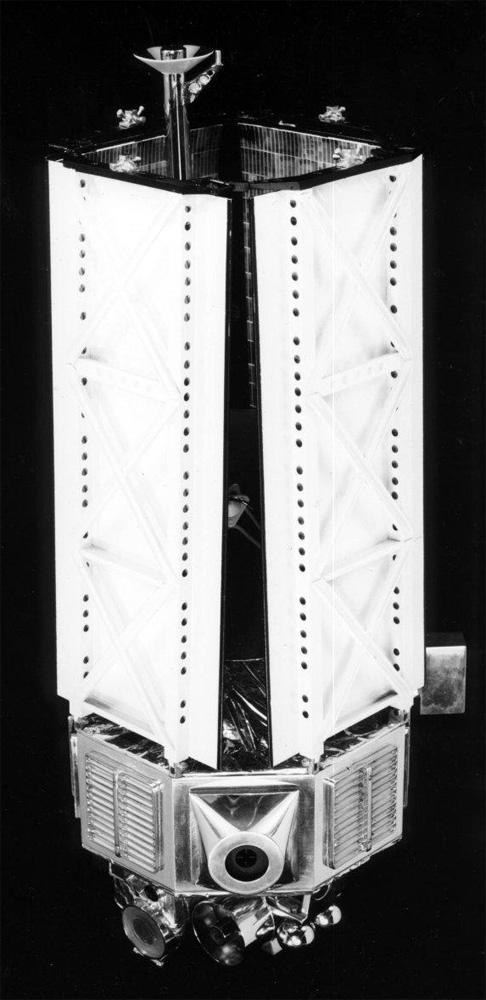 Maquette Mariner 4  0110