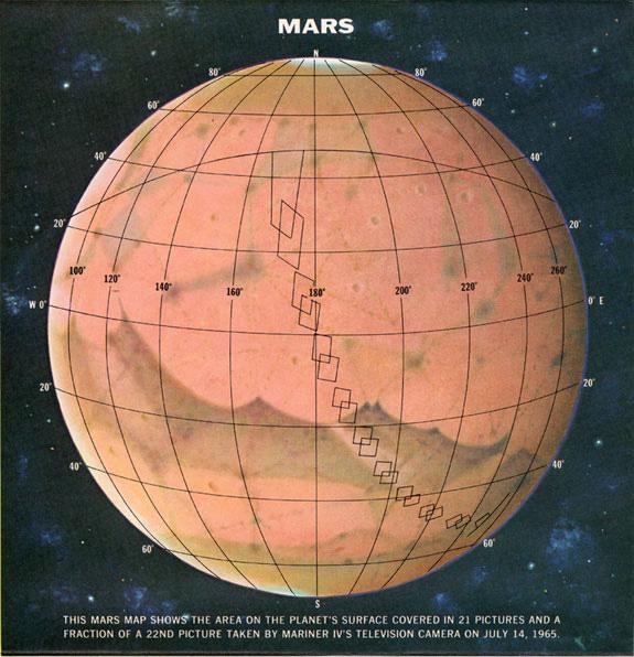 Maquette Mariner 4  0410