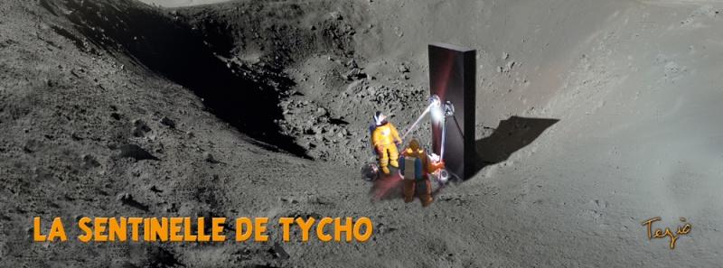 LA SENTINELLE DE TYCHO - Hommage à Georges et Arthur Apollo10
