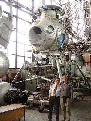 Expo Espace soviétique au Science Museum de Londres / sept 2015 - mars 2016 Tezio_11