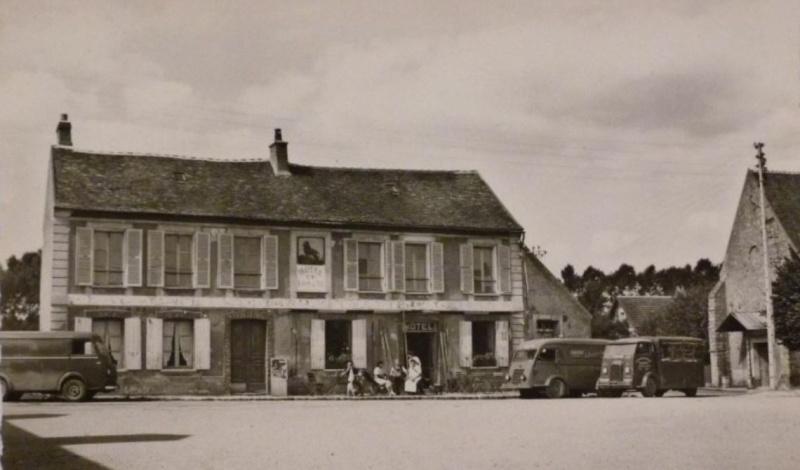 L'énigme de la cabine avancée Citroën  Camion13