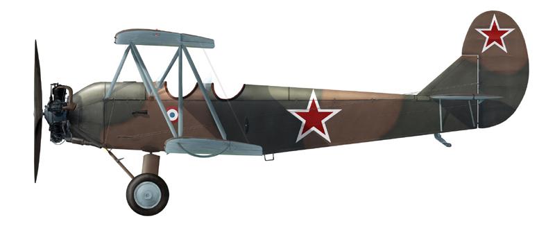 Polikarpov U-2 Po2_8010