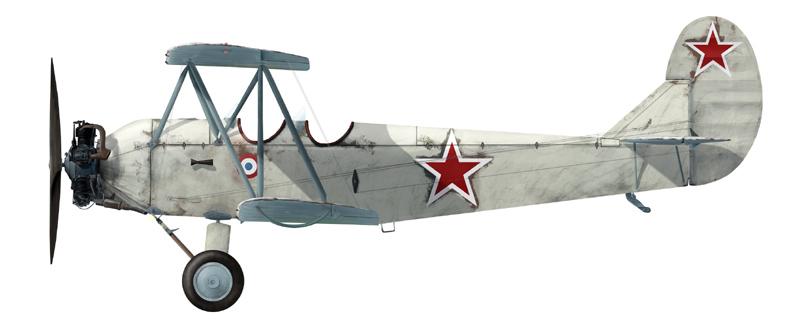 Polikarpov U-2 Po2_8011