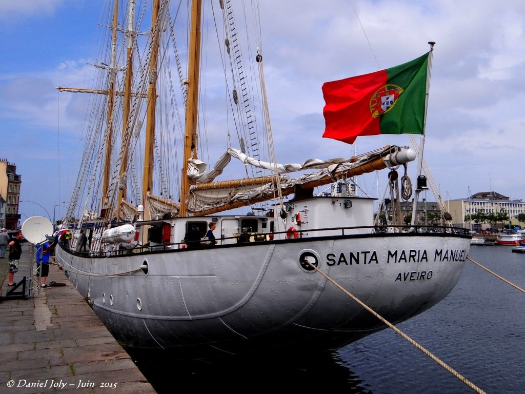 [ Marine à voile ] SANTA MARIA MANUELA Dsc07713