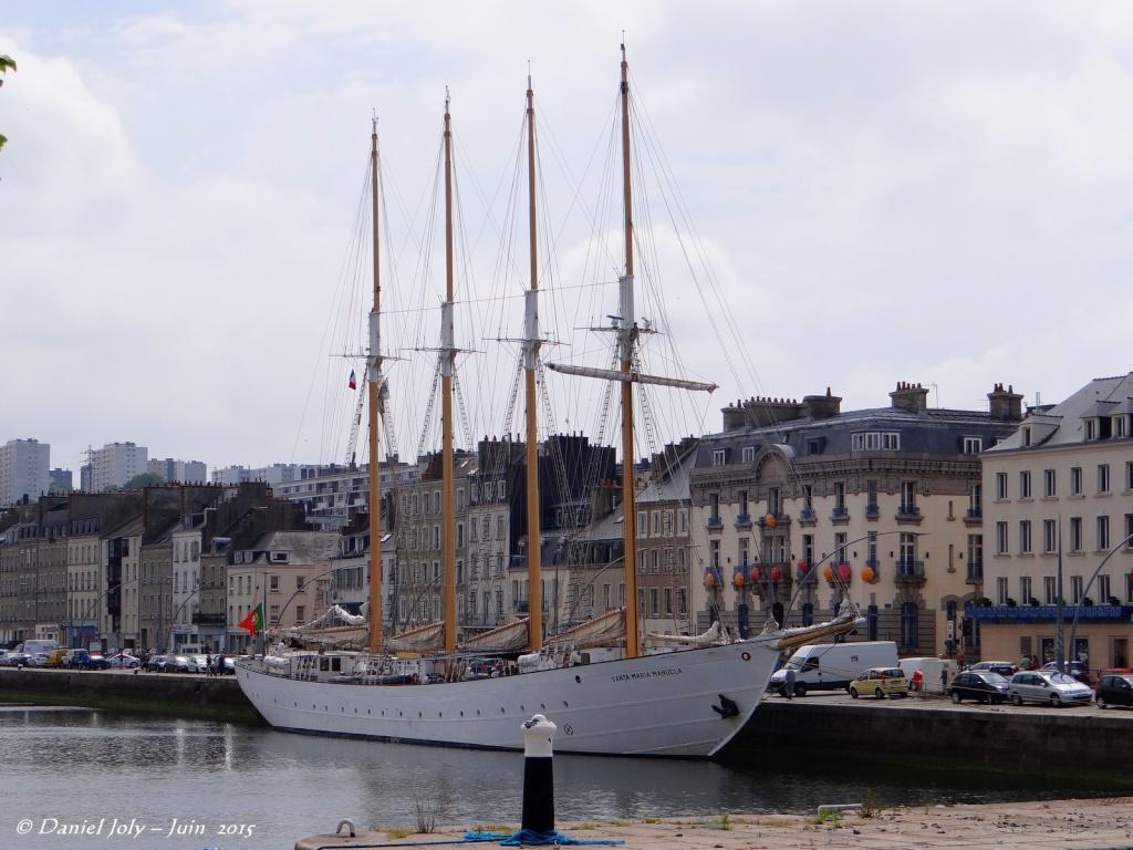 [ Marine à voile ] SANTA MARIA MANUELA Dsc07715