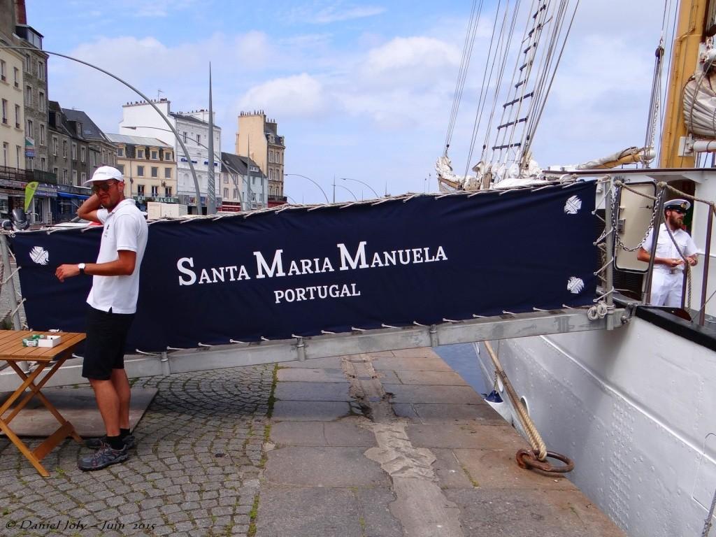[ Marine à voile ] SANTA MARIA MANUELA Dsc07721