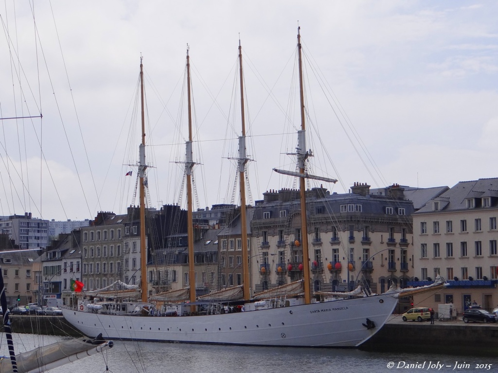 [ Marine à voile ] SANTA MARIA MANUELA Dsc07723