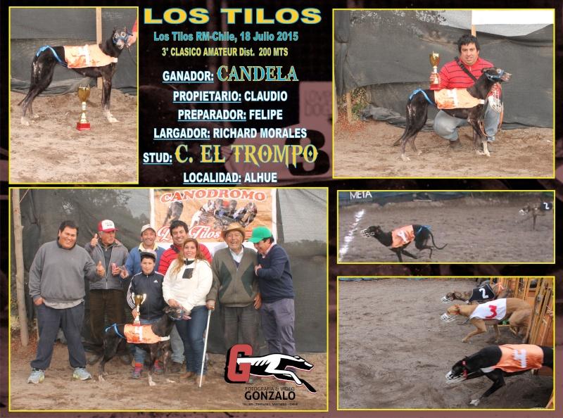 SABADO 18 JULIO 2015, CLASICOS Y DESAFIOS EN CANODROMO LOS TILOS. CALERA DE TANGO 3-clas12