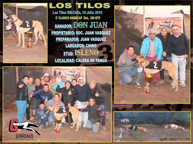 SABADO 18 JULIO 2015, CLASICOS Y DESAFIOS EN CANODROMO LOS TILOS. CALERA DE TANGO 8-clas12