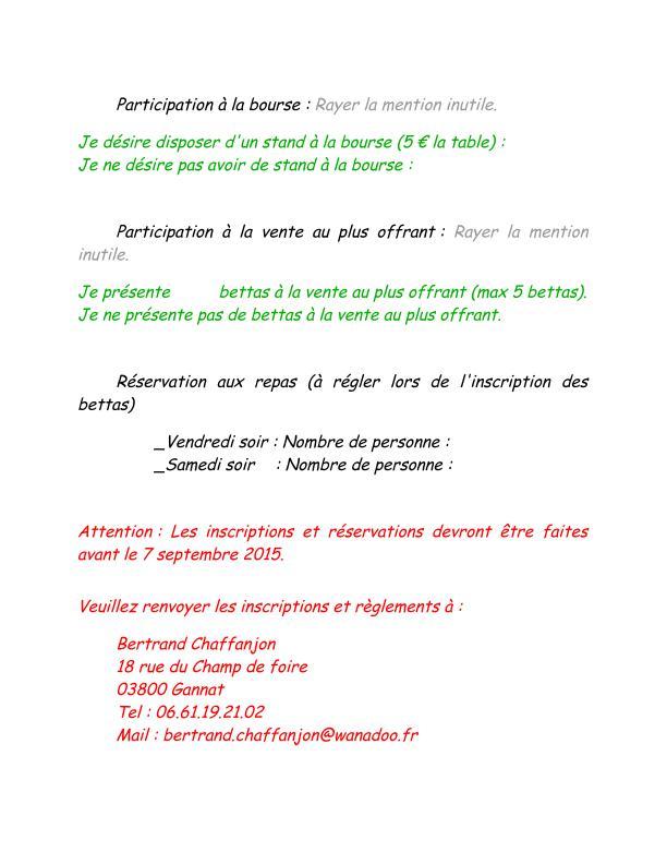 Auvergne Betta Club (ABC) show betta chapter IBC 2015 Fiche_12