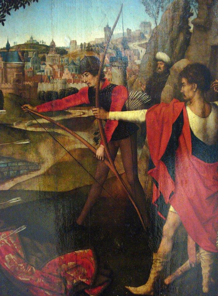 représentations d'archers 15ème Archer14