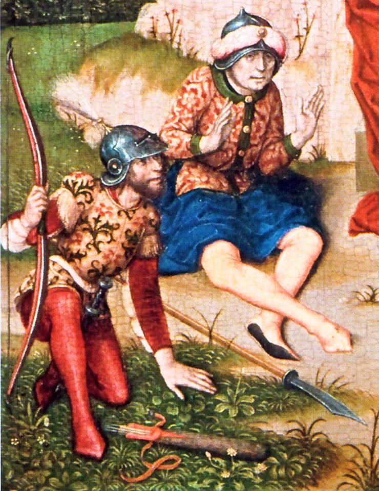 représentations d'archers 15ème Archer17