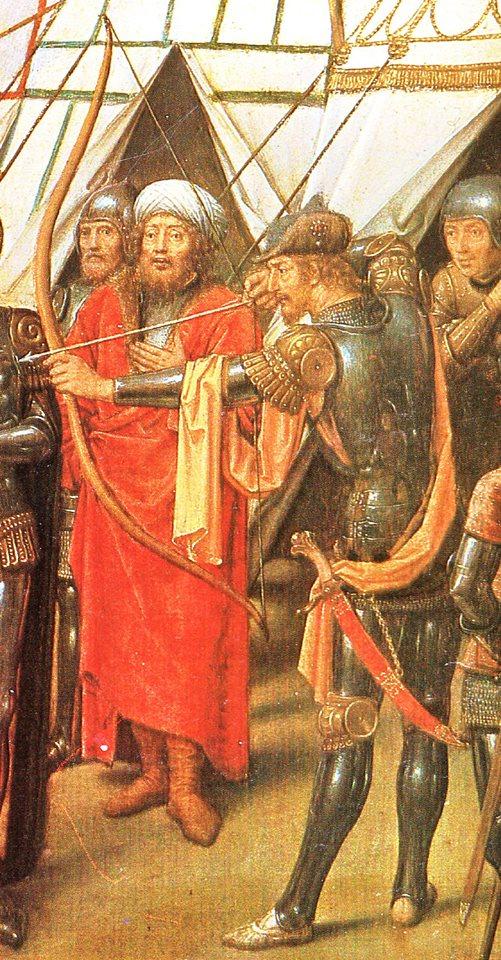 représentations d'archers 15ème Archer18