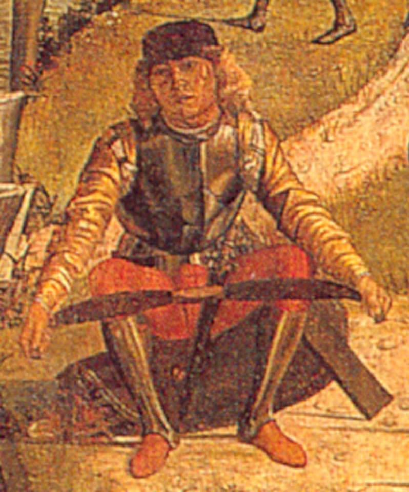 représentations d'archers 15ème Archer21
