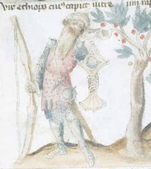 représentations d'archers 15ème Archer22