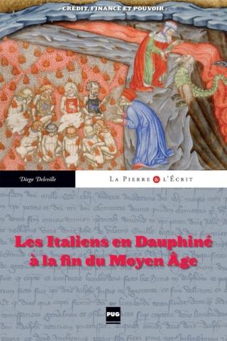 [livre] Les italiens en Dauphiné à la fin du Moyen Age : Crédit, finance et pouvoir Livre10