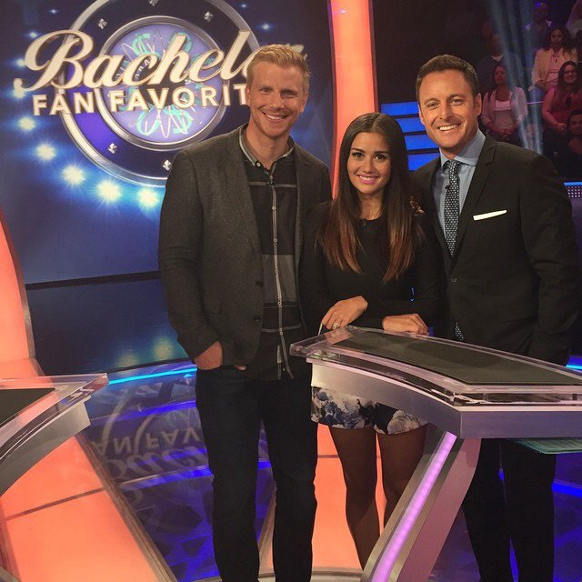 Who Wants To Be A Millionaire - Bachelor Fan Favorites Image105