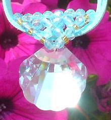 Bélière en perles Coquil11