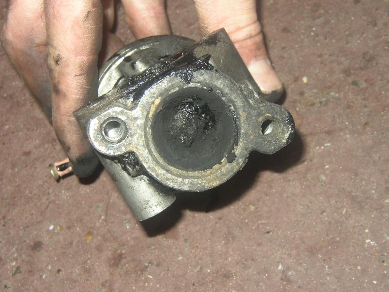 nettoyage valve EGR bravo td 75 Photo_14
