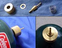 Guía de Gases para pistolas 9-valv10