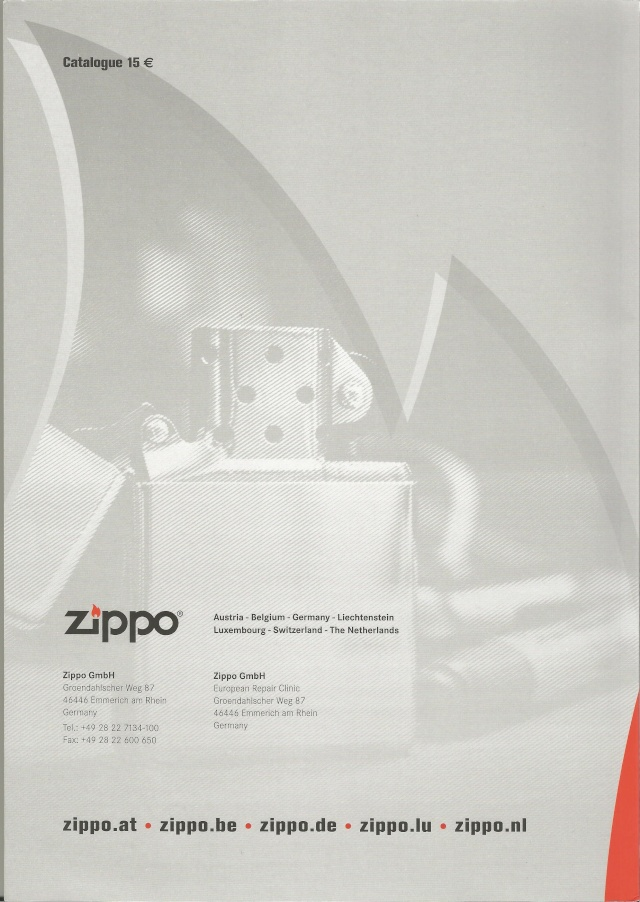 Catalogue ZIPPO 2015 (Complete line collection) Catalo11