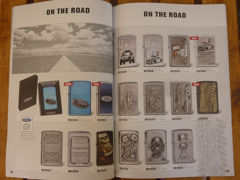 Catalogue ZIPPO 2015 (Complete line collection) Catalo12