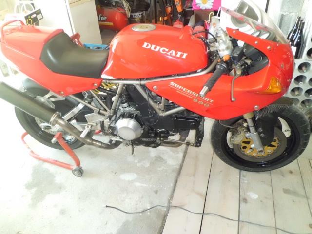 La moto de Guido Brasletti Cimg1311