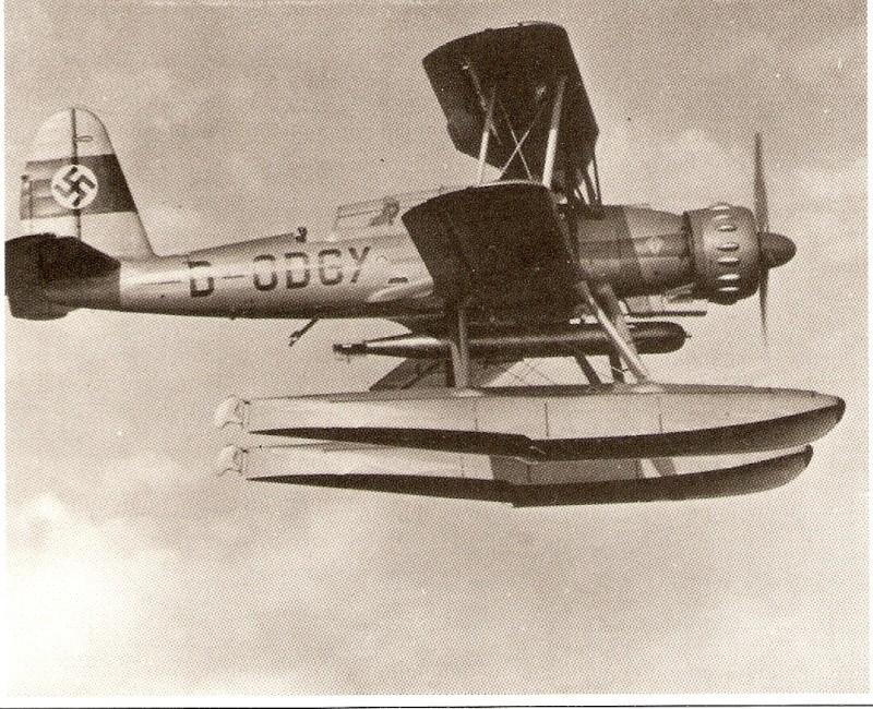 [quizz] Cet avion à trouver - Page 40 Arado910