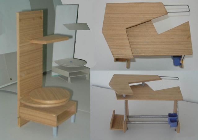 من أعمال طلبة تصميم الأثاث 2004-05 0510