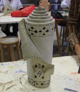 خزف من انتاج الطلبة اكتوبر 2007 (isamk) Cer89410