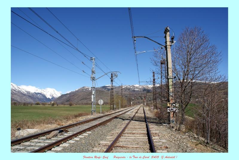 Pk 163,1 : Gare de Latour-de-Carol (66) - 2006 :  RENFE/SNCF  Dsc01410
