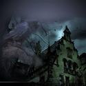 spooky graphics Darkne11