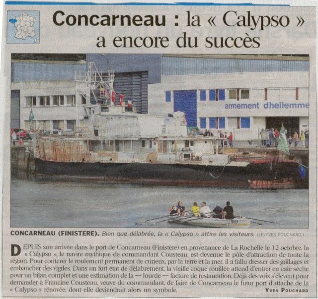 [AUTRES SUJETS DIVERS] LA CALYPSO - Page 3 Calyps10