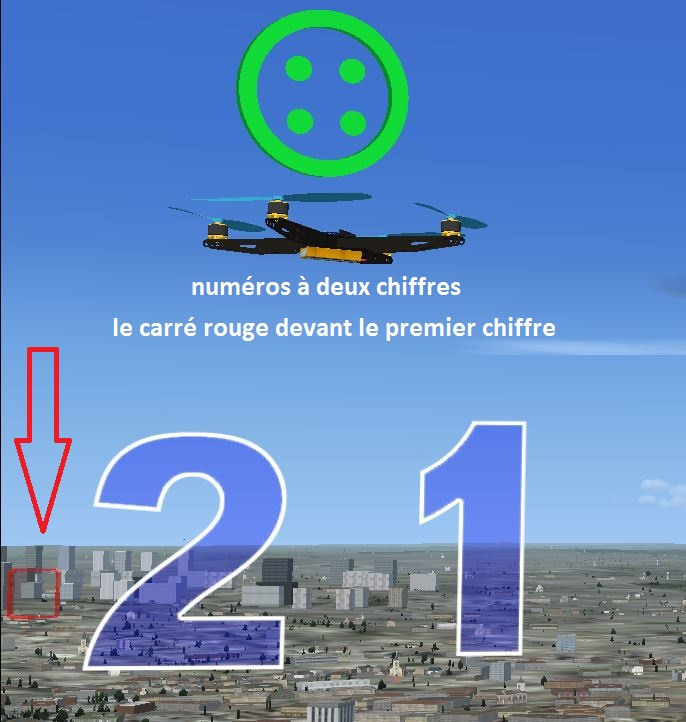 mission surveillance de Paris et interception du trafic 2110