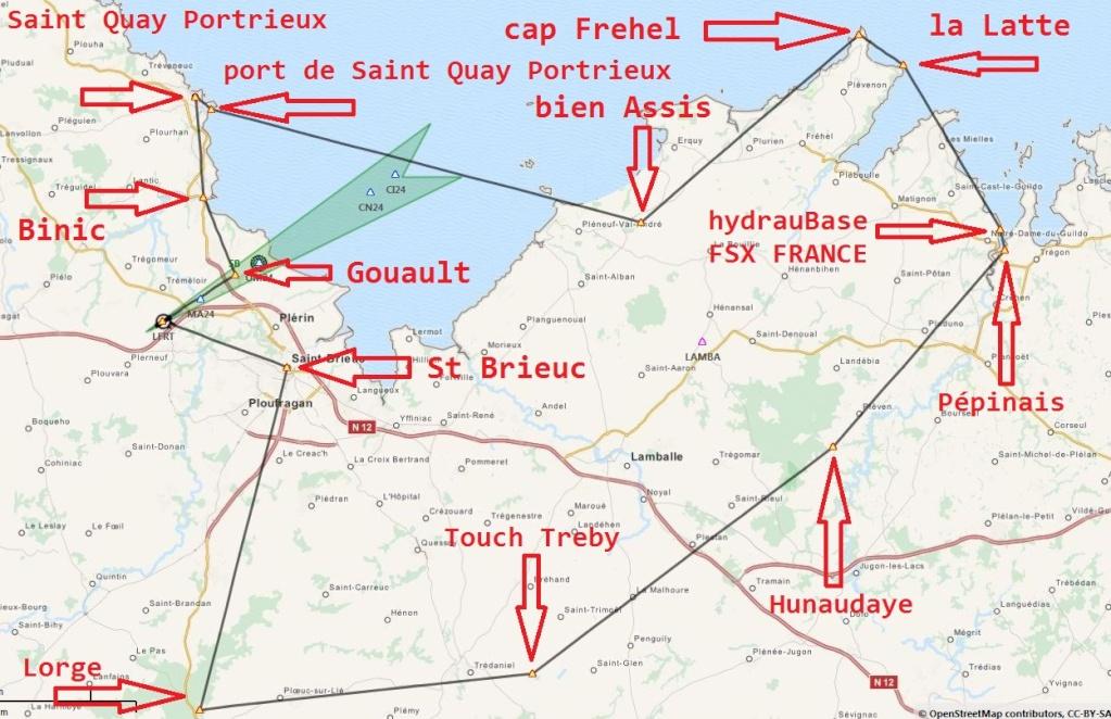 Rally chonométré en Bretagne étape7 St Brieuc  Etape_12