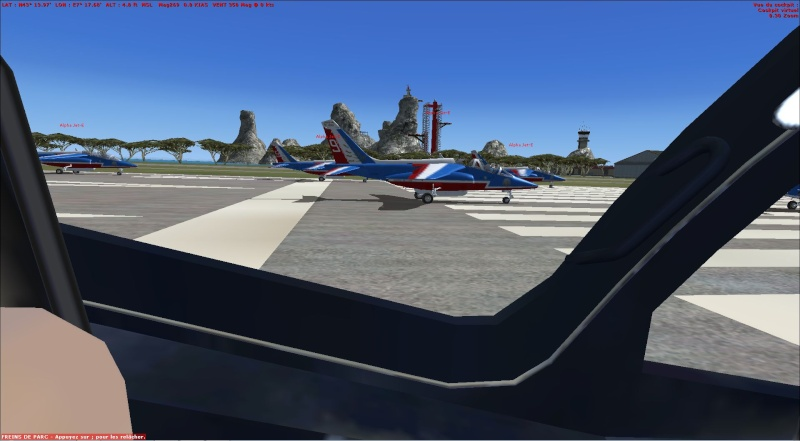 patrouille Alpha jet anni FSX - FRANCE Patrou13