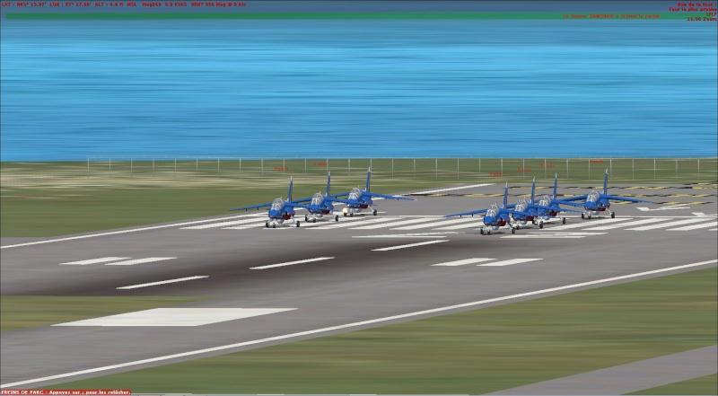 patrouille Alpha jet anni FSX - FRANCE Patrou14