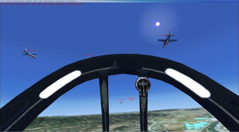patrouille Alpha jet anni FSX - FRANCE Patrou17