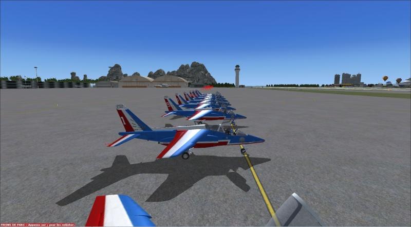 patrouille Alpha jet anni FSX - FRANCE Patrou21