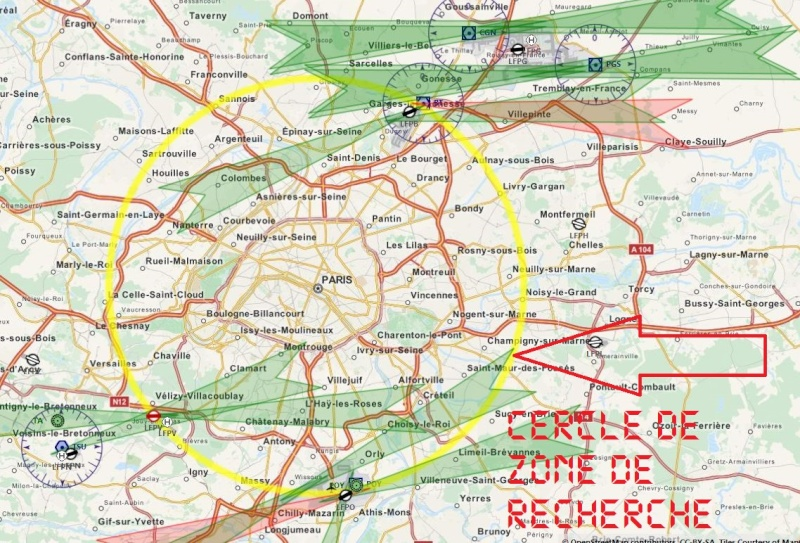 mission surveillance de Paris et interception du trafic Zone_r12