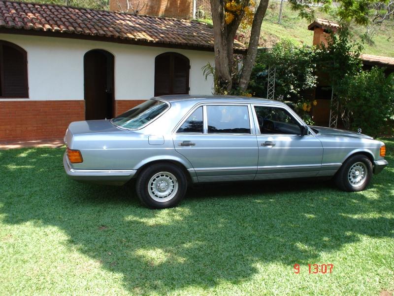 W126 - 500SEL 1982 500sel11