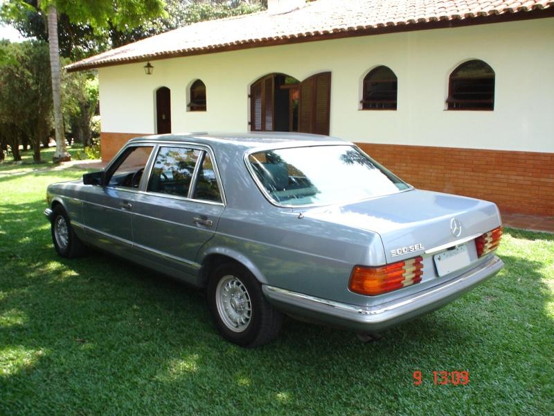 W126 - 500SEL 1982 500sel13
