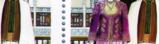 Les tenues traditionnelles algériennes Sans_t41