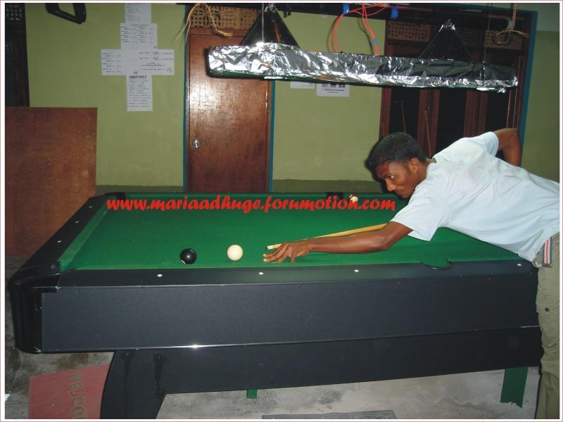 [b]Hot Shot First Billiard Tournament[/b] 0110
