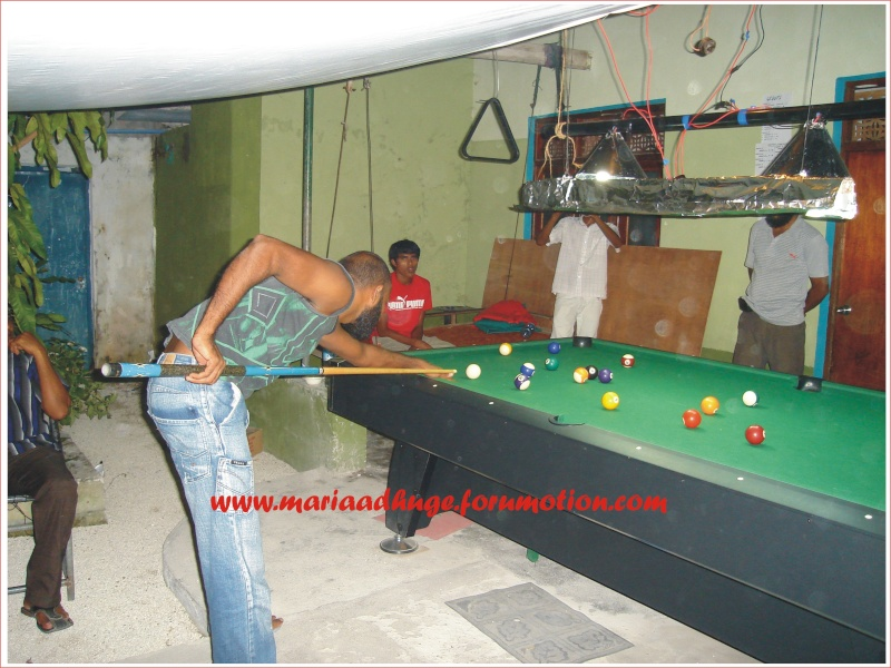 [b]Hot Shot First Billiard Tournament[/b] 0210